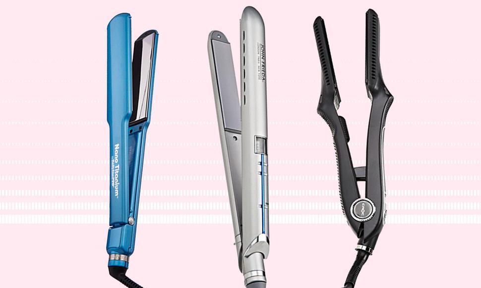 Mejores planchas de pelo de titanio del 2021 - Guía de compra