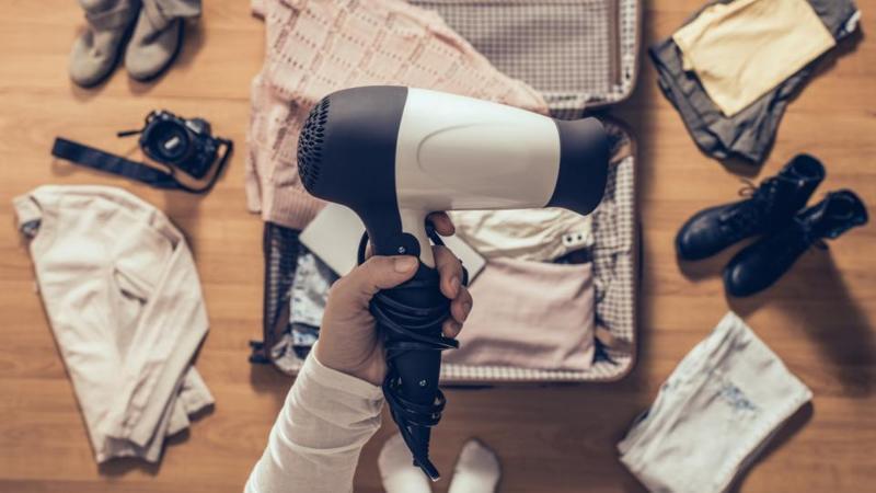 mejor secador de pelo de viaje