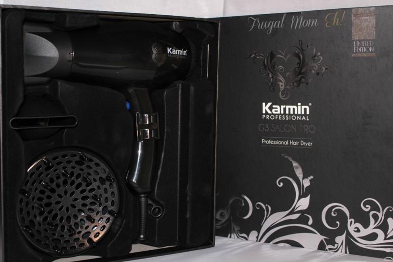 Revisión del secador de pelo Karmin G3 Salon Pro - Opiniones