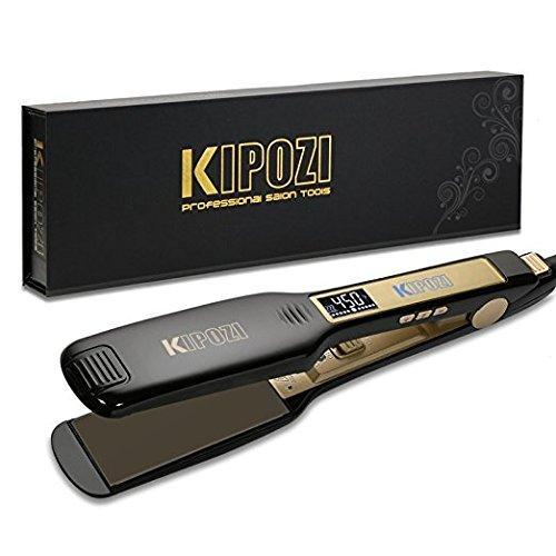 comprar plancha de pelo Kipozi k-139