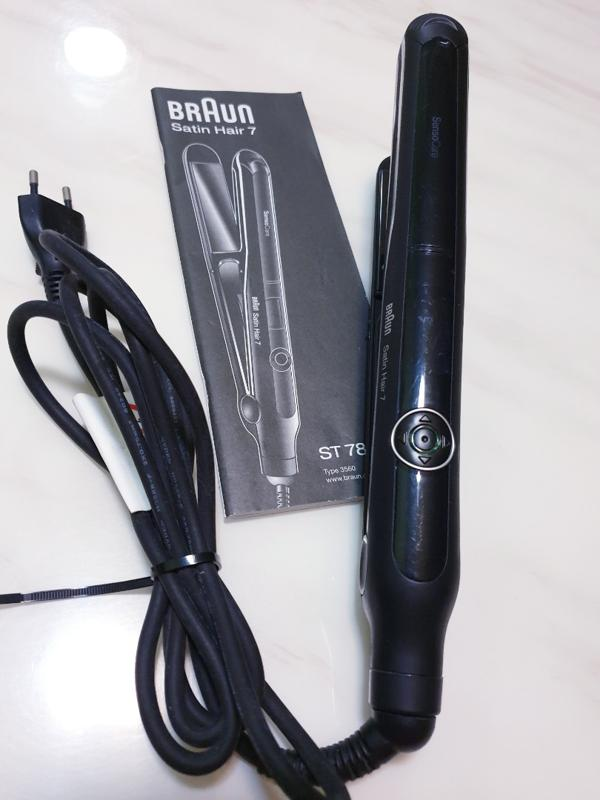 vale la pena Braun Satin Hair 7 ST780