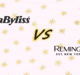 Alisadores BaByliss vs. Remington: ¿Cómo se comparan?