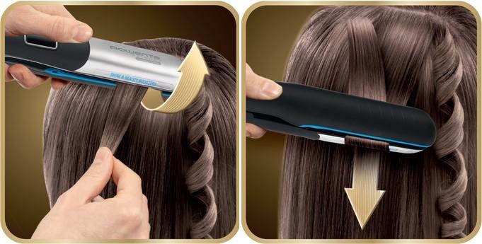 Rowenta SF6220E0 Liss & Curl Ultimate Shine revisión y opiniones