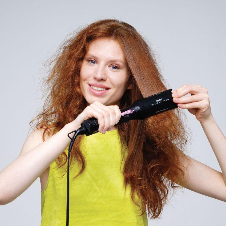 Mejores planchas de para pelo rizado